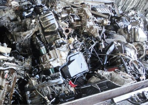 Scrap-Aluminum-Engines-from-Japanese-Used-Cars